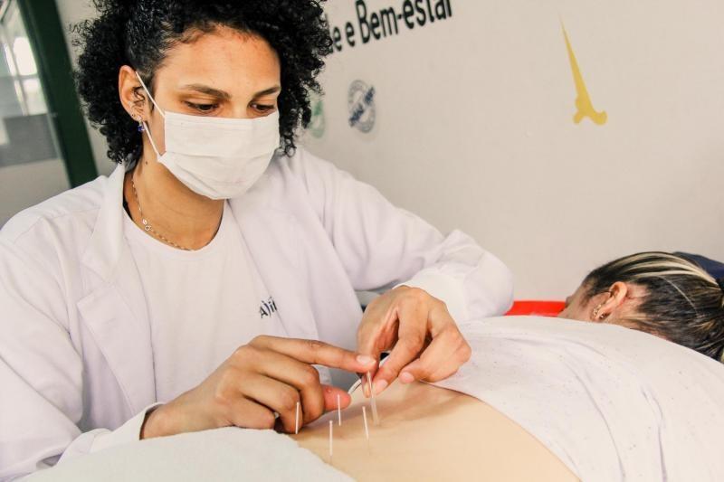 Clinica de acupuntura sp