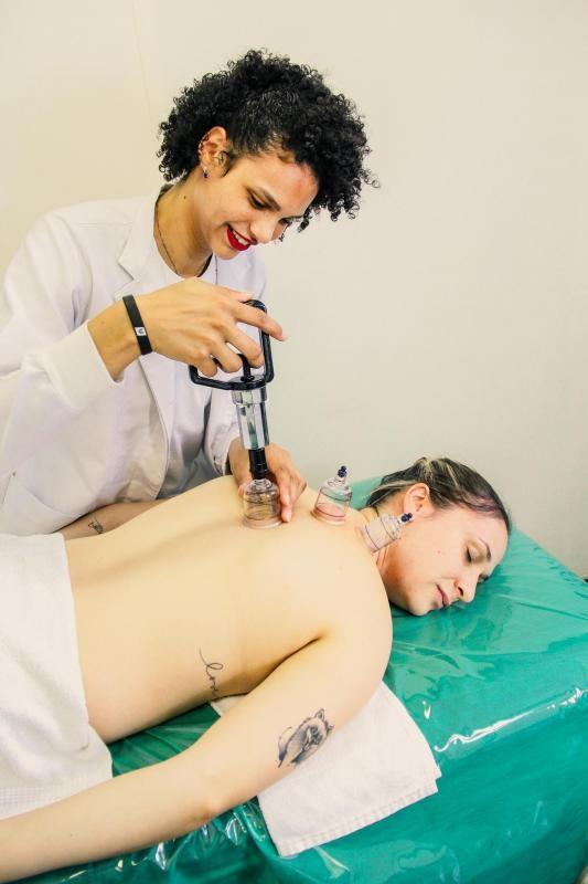 Clinica de fisioterapia acupuntura santo andré