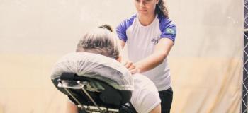 Quick massage para empresas